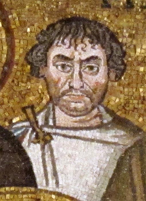 Man traditionally identified as Narses.