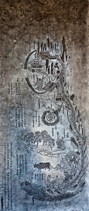 The Neijing Tu, A Daoist Diagram of Evolution