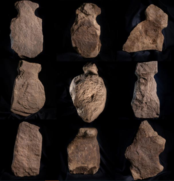 Nine human figurines unearthed on Orkney (Orkney.com)