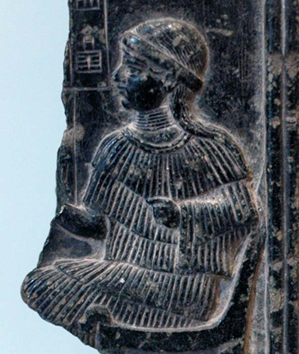 Gilgamesh's mother, Ninsu. (Jastrow / Public Domain)