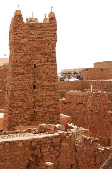 Old town, Chinguetti, Mauritania