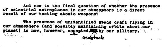 Oppenheim and Einstein 4 La historia antigua de los ovnis y el documento no clasificado de Oppenheim y Einstein