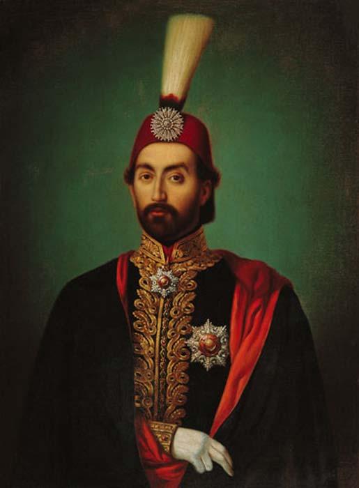 Ottoman Sultan, Abdülmecid I.