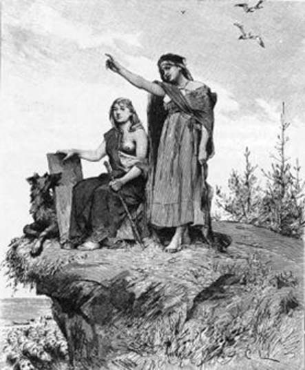 the history of witchcraft and wicca and their connection to christianity Types of witchcraft  in christian garb and the majority of stregherians have removed these saints catholic veneer and restored them to their pagan deity heritage  (trinitarian wicca) a religious movement which purports to follow the principals of both wicca and christianity wicca is an earth-based religion in which its followers worship.