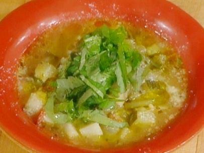 Panada (Bread Soup).