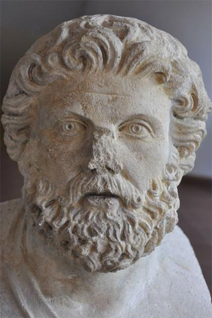 Philip II statue 350-400 AD. (CC0)