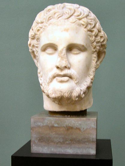 Philip II of King of Macedon