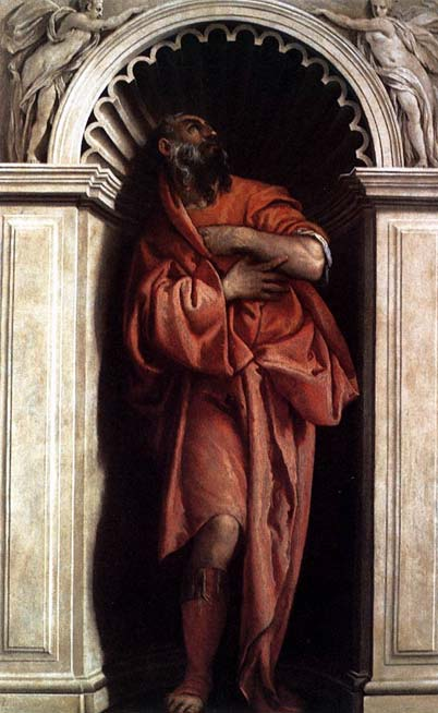 Philosopher Plato (1560s) by Paolo Veronese. (Public Domain)
