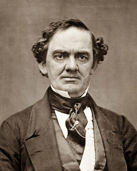 Phineas Taylor (P.T.) Barnum.