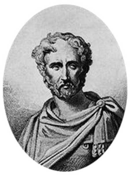 Pliny the Elder. (Public Domain) Pliny the Elder is one of the ancient authors who turned to the Acta Diurna for information.