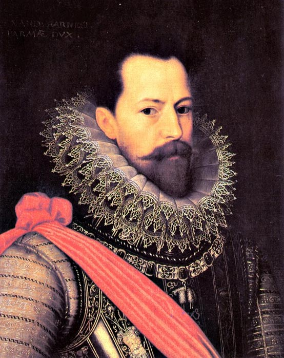 Portrait of Alexander Farnese, Duke of Parma and Piacenza, by Otto van Veen (1556-1629)