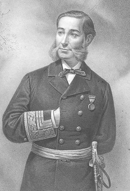 Portrait of Casto Méndez Núñez