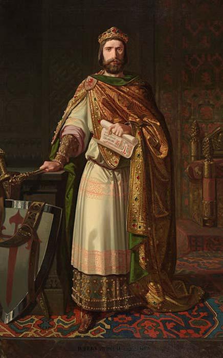 Portrait of Ferdinand II by Isidoro Lozano. (museodelprado.es / Public Domain)