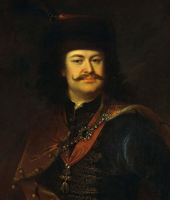 Portrait of Francis II Rákóczi (painted by Ádám Mányoki). (Public Domain) Some scholars believe the Comte de St. Germain was part of the 'House of Ragoczy'.