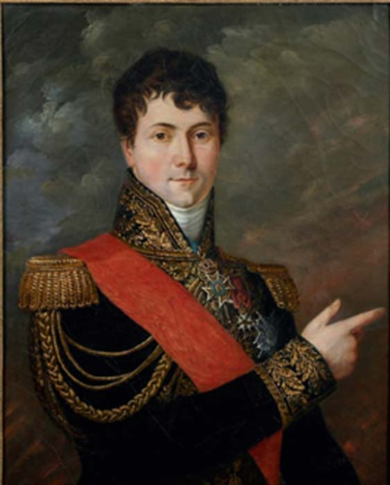 Portrait of General Charles Etienne Gudin (1839) by Georges Rouget. (Public Domain)