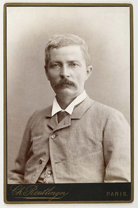 Portrait of Henry Morton Stanley (public domain)