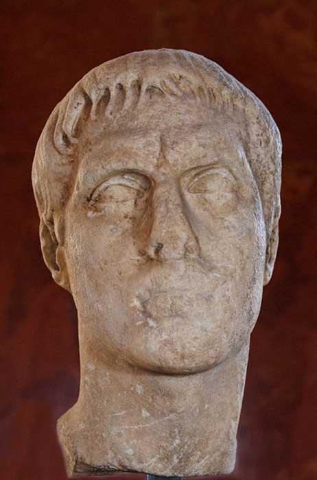 Portrait of Marcellus.