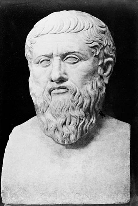Portrait of Plato; bust. (Wellcome Images/CC BY 4.0)