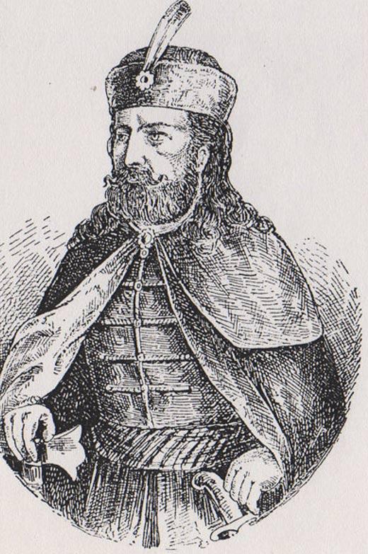 Portrait of Vuk Brankovic