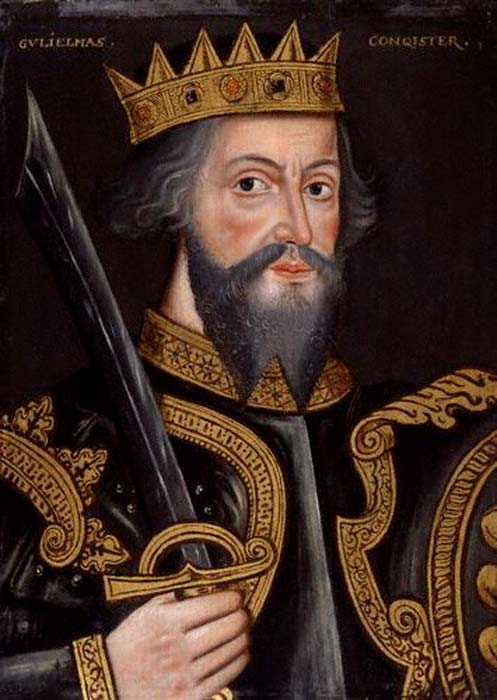Portrait of William the Conqueror by an unknown artist, circa 1620. (Public Domain)