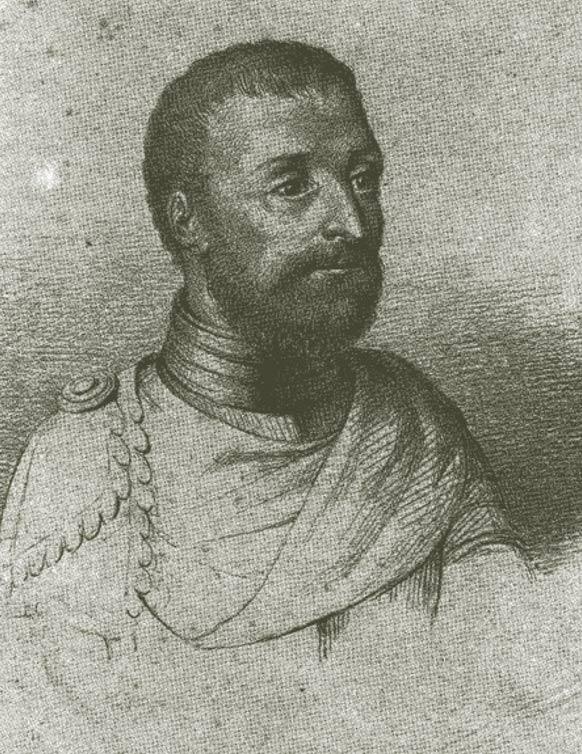 Portrait traditionally associated with Antonio Pigafetta