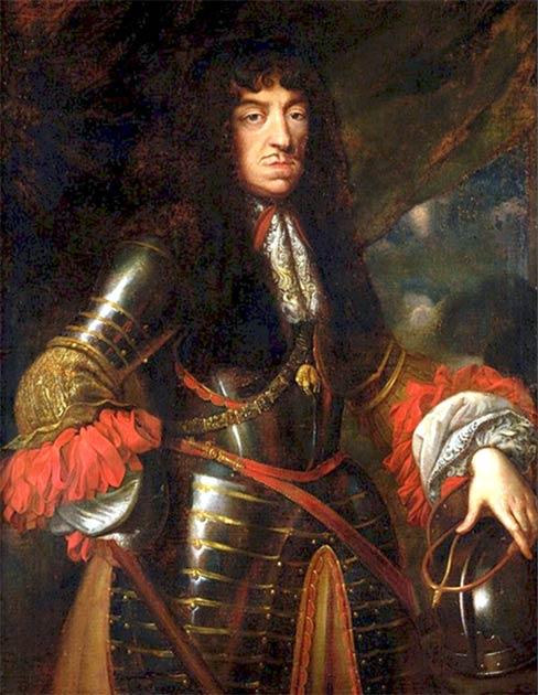 Portrait of King John II Casimir Vasa. (Public Domain)