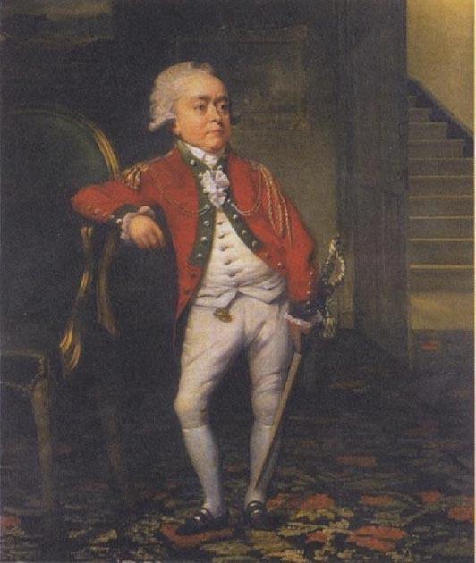 Portrait of Józef Boruwłaski (1739–1837), Polish born court dwarf and musician. (Public Domain)