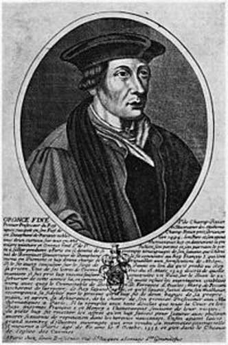 Possible maker of the Map, Oronce Finé (1494-1555), French cartographer.