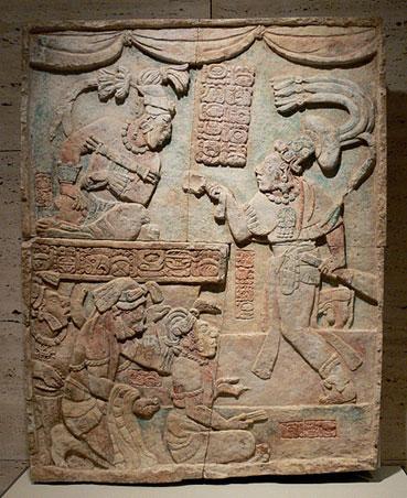 Secrets of the maya underworld