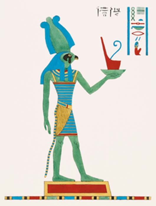 Ptah, the god who existed before all other gods. (Rawpixel Ltd / CC BY-SA 2.0)