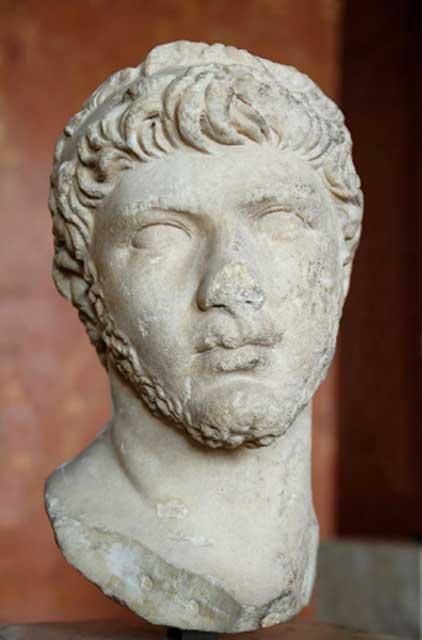 Ptolemy of Mauretania Louvre.
