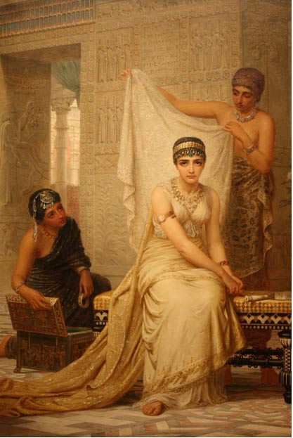 Queen Esther by Edwin Long, 1878