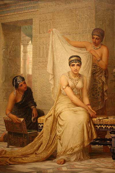 Queen Esther (1879) by Edwin Long.
