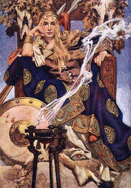 Queen Maev. ( Public Domain )