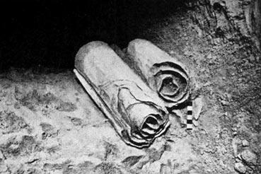 Qumran Caves Scrolls