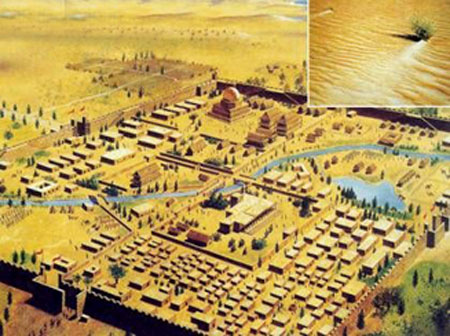 Reconstruction of the Kingdom of Loulan