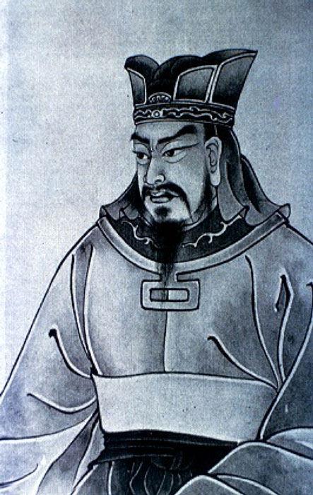 Representation of Sun Tzu. (Pol Romeu/CC BY NC SA 2.0)