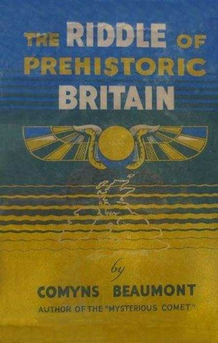 The Riddle of Prehistoric Britain, William Comyns Beaumont, 1946.