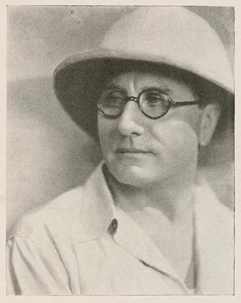 Robert Stacy-Judd, circa 1933.