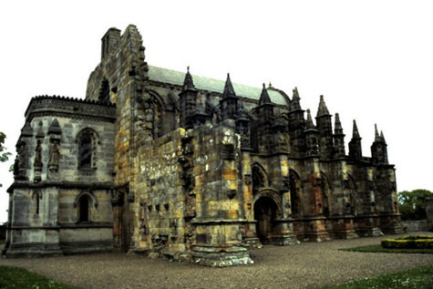 Roslin or Rosslyn Chapel