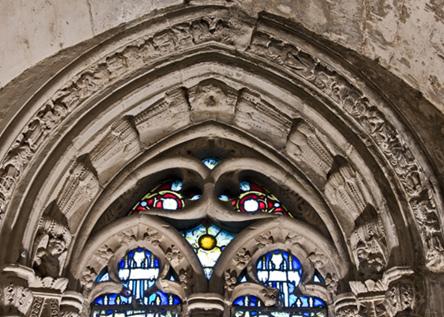 Rosslyn Chapel - Window