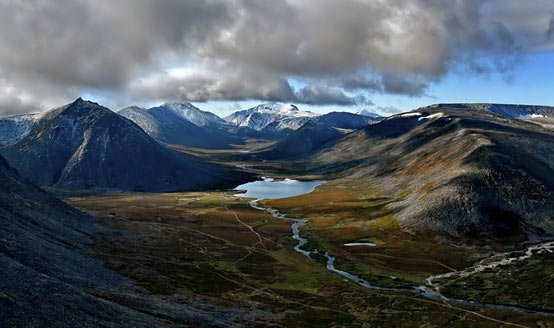 Russia's Ural Mountains