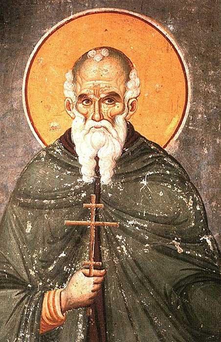 Saint Athanasius the Athonite of Athos. (Sebastian Wallroth / Public Domain)
