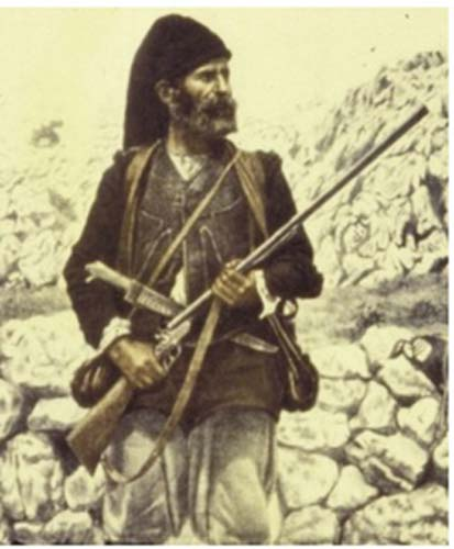 A 20th Century Sardinian banditto.