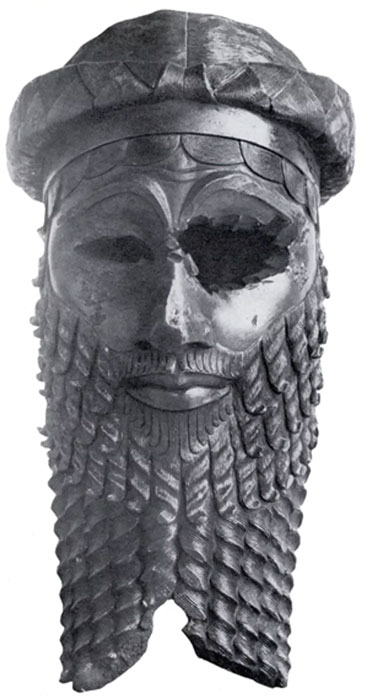 Sargon of Akkad – or maybe his son, Naram-Sin. Iraqi Directorate General of Antiquities / Public Domain