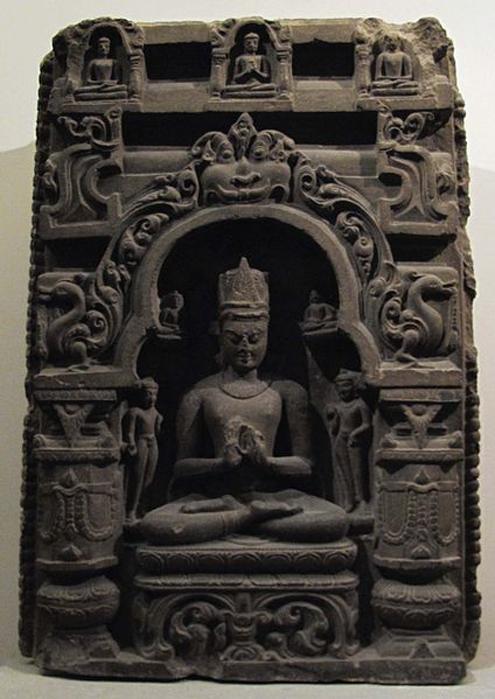 Sculpture from the Pala or Sena period. (Sailko/CC BY SA 3.0)