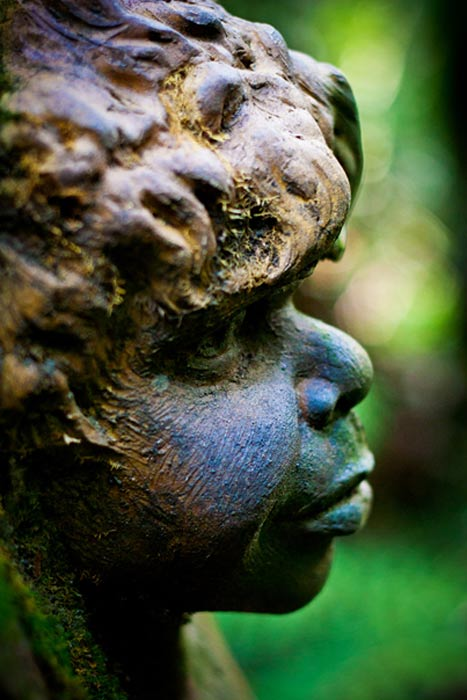Sculpture by Australian artist William Ricketts