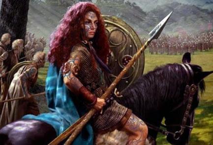 Scythian females