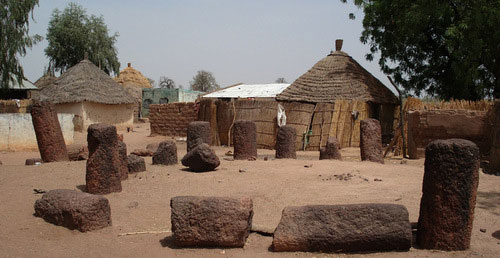 Some of the Senegambian Stone Circles