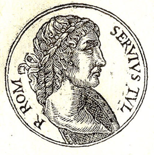Servius Tullius was the sixth legendary king of ancient Rome and the second king of the Etruscan dynasty.